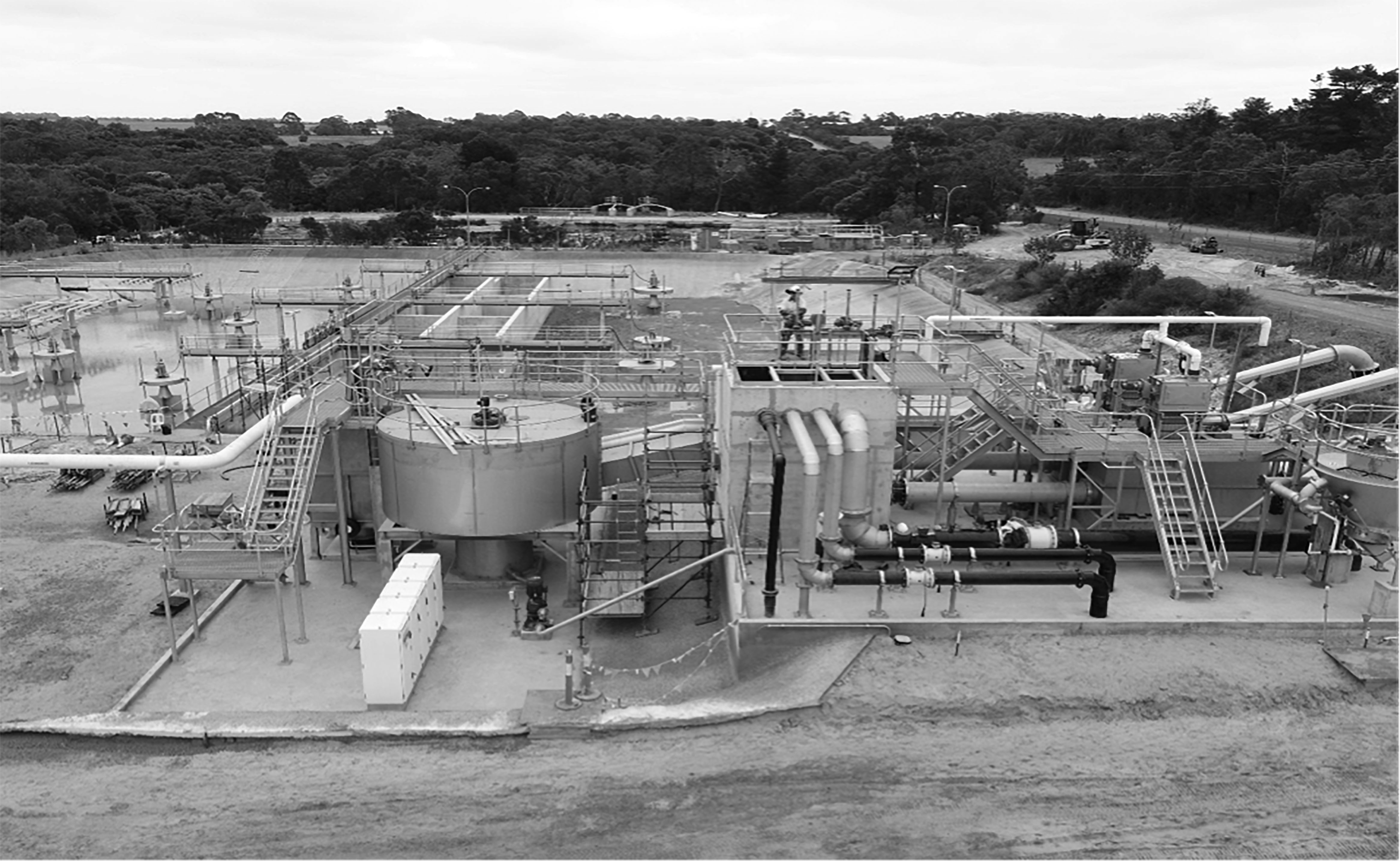 Albany Waste Water Treatment Plant Nix Engineering Group